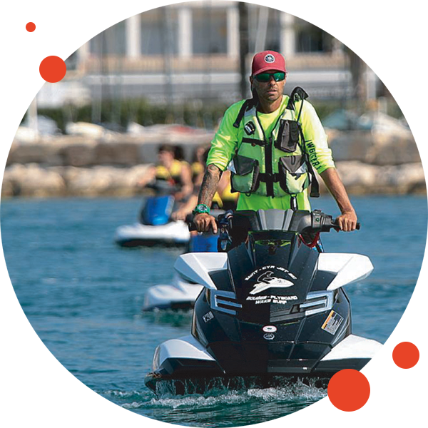 Newgliss Center 83 - Location Jet Ski