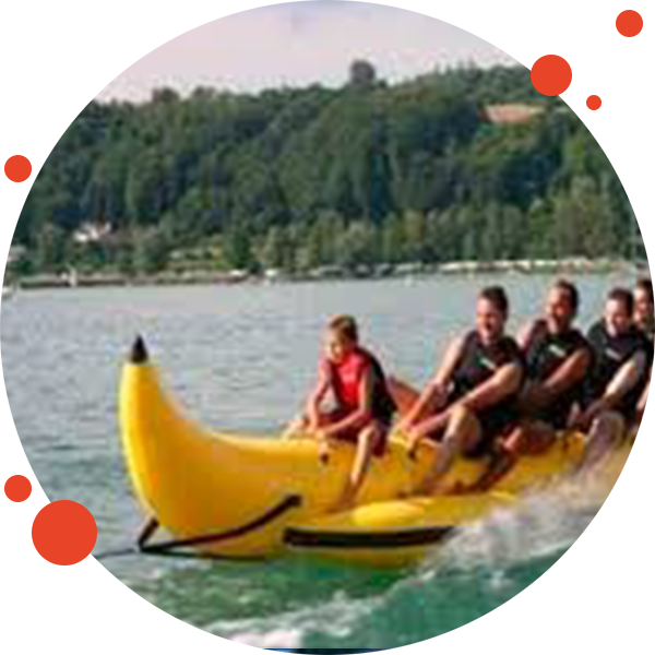 Bouée - Newgliss Center 83 - Location Jet Ski