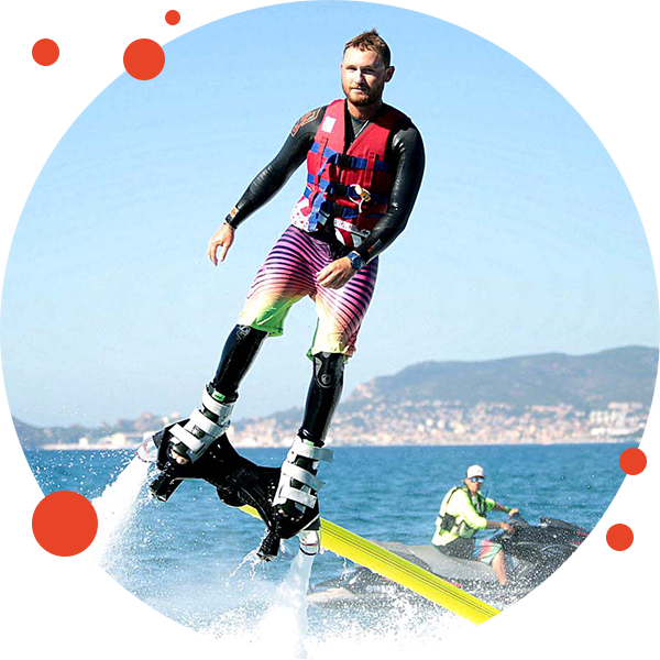 Flyboard - Newgliss Center 83 - Location Jet Ski