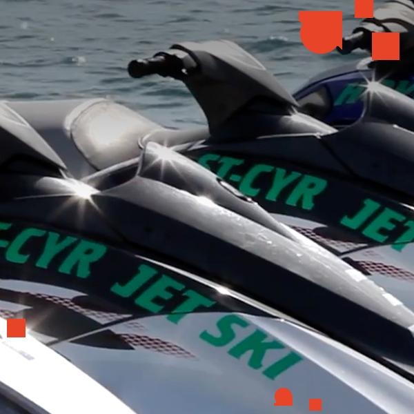 Jet Ski - Newgliss Center 83 - Location Jet Ski