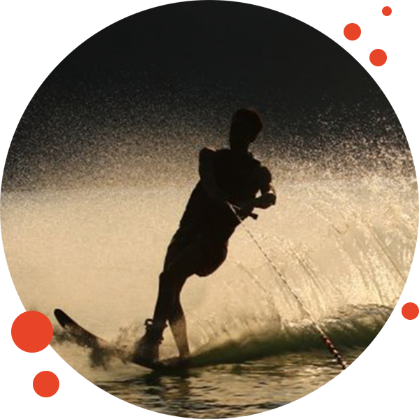 Wakesurf - Newgliss Center 83 - Location Jet Ski